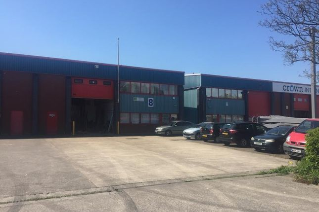 Thumbnail Industrial to let in Unit 28, Unit 28, Portishead Business Park, Old Mill Rd, Portishead, Bristol