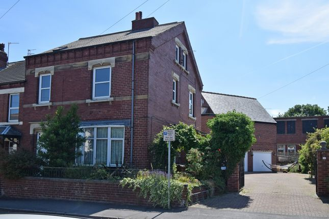Thumbnail End terrace house for sale in Cambridge Street, Normanton