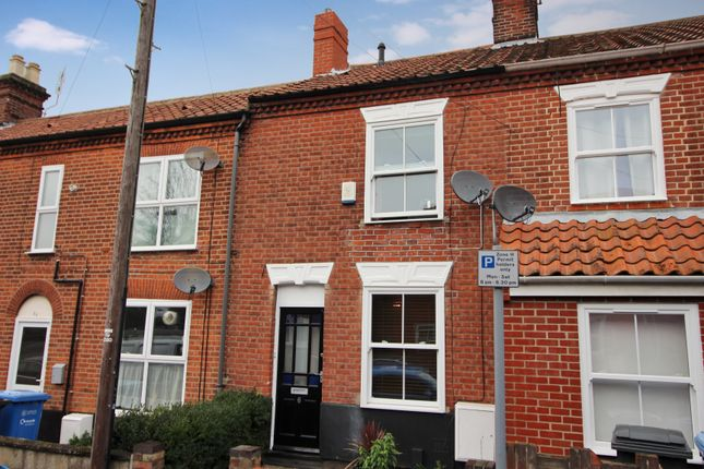 Thumbnail Terraced house for sale in Branford Road, Norwich