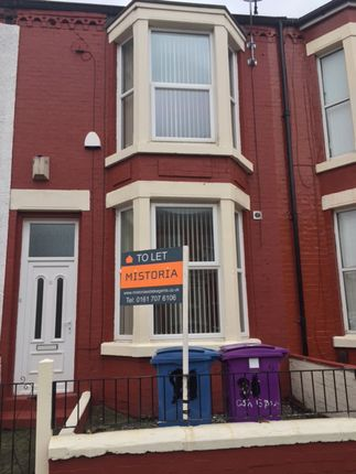 Thumbnail Shared accommodation to rent in Ash Grove, Liverpool