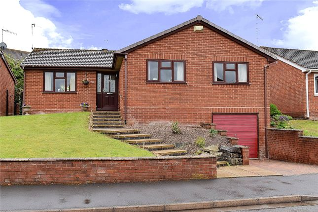 Thumbnail Bungalow for sale in Woodbridge Close, Worcester