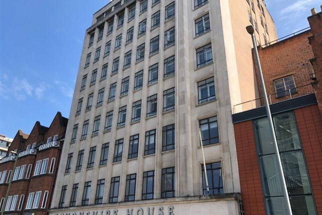 Thumbnail Flat to rent in Devonshire House, Great Charles Street, Birmingham
