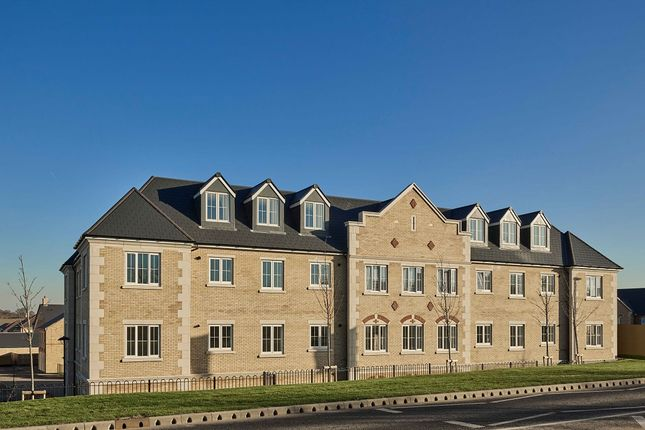 """Thumbnail Flat for sale in """"Harlington House"""" at Beatrice Place, Fairfield, Hitchin"""