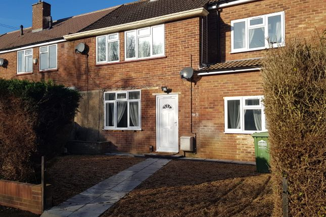 Thumbnail End terrace house to rent in Ayles Road, Hayes