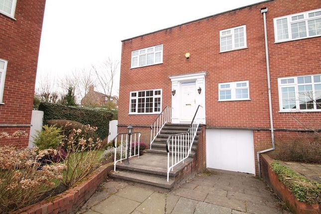 Thumbnail Town house to rent in Parkfield Court, Parkfield Road, Altrincham
