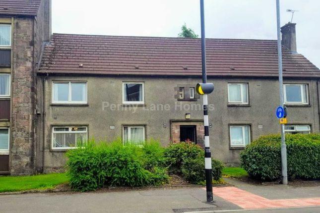 Thumbnail Flat to rent in Main Street, Tullibody, Alloa