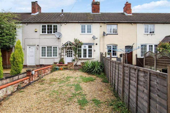 Cottage for sale in Oddfellows Row, High Street, Measham, Swadlincote