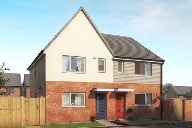 Thumbnail Semi-detached house for sale in Eaves Lane, Bucknall, Stoke-On-Trent