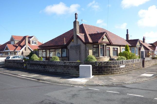 Thumbnail Semi-detached bungalow for sale in Foxholes Road, Bare, Morecambe