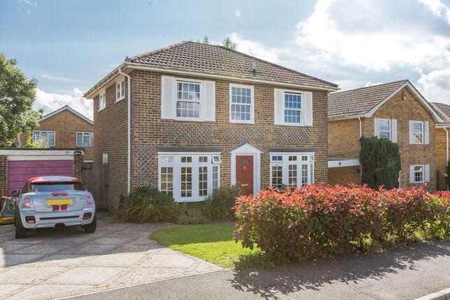 Thumbnail Detached house for sale in Stephenson Drive, East Grinstead