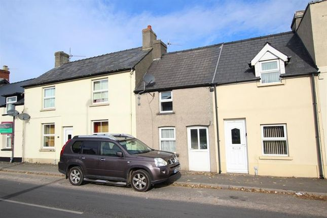 Thumbnail Terraced house for sale in Newgate Street, Llanfaes, Brecon