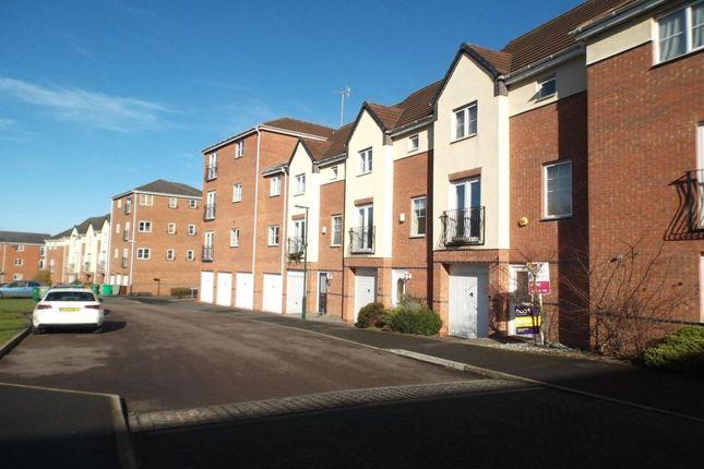 Thumbnail Semi-detached house to rent in Plantin Road, Nottingham