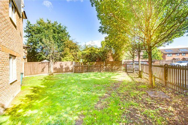 Communal Garden of Engineers Court, Whitley Wood Lane, Reading RG2