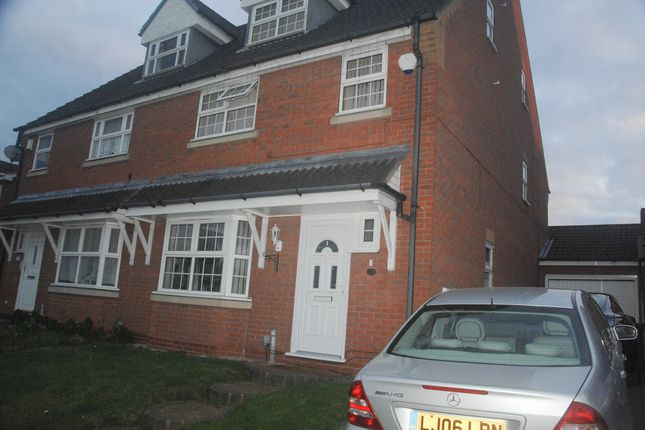 Thumbnail Flat to rent in Maybank, Bordesley Green, Birmingham