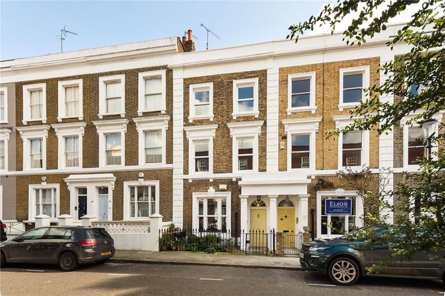 Thumbnail Terraced house for sale in Kelso Place, London