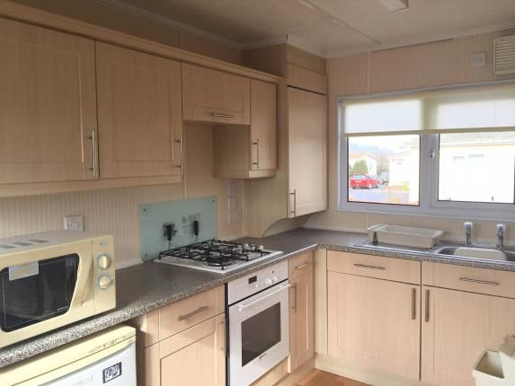 Kitchen of St Merryn Holiday Village, Padstow, Cornwall PL28