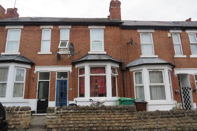 Thumbnail Terraced house for sale in Ashfield Road, Sneinton, Nottingham