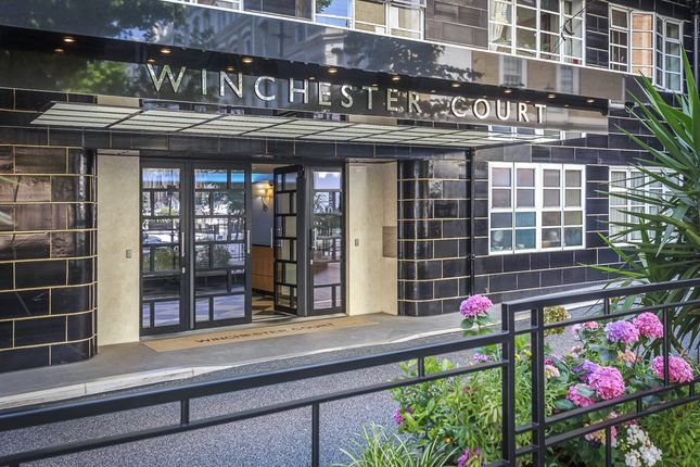 Thumbnail Flat for sale in Winchester Court, Vicarage Gate, London