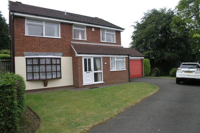 Thumbnail Detached house for sale in Kent Road, Halesowen
