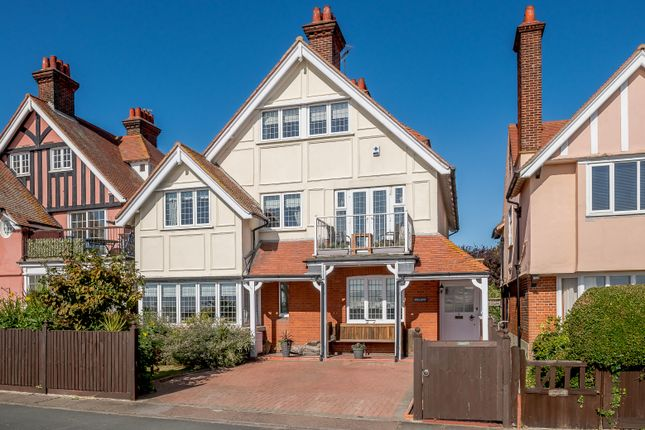 Thumbnail Detached house for sale in Marine Parade, Harwich, Essex