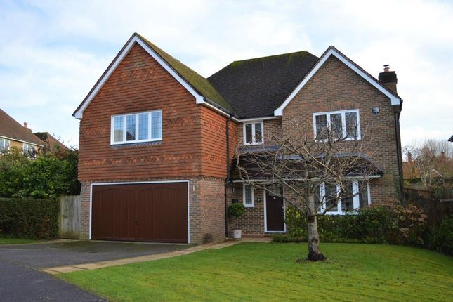 Thumbnail Detached house for sale in Steellands Rise, Ticehurst, Wadhurst