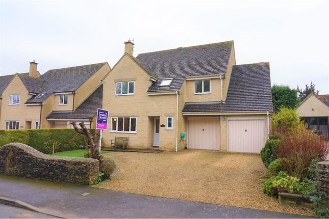 Thumbnail Detached house for sale in Woodside, Cirencester