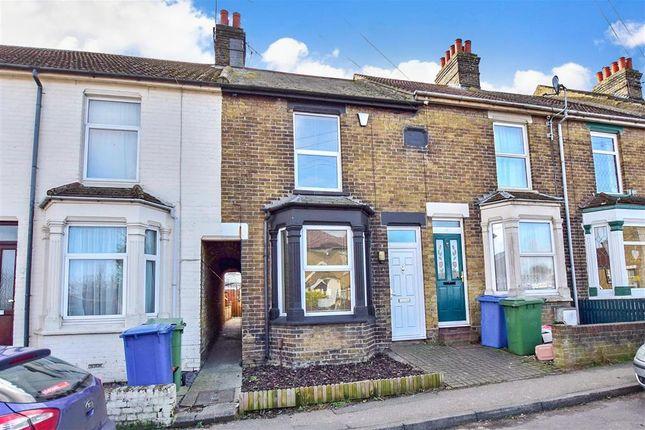 Thumbnail Terraced house for sale in Tonge Road, Sittingbourne, Kent