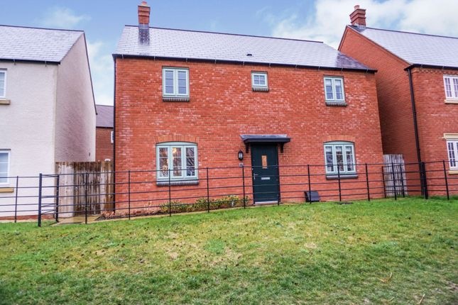 4 bed detached house for sale in Northampton Road, Brackley NN13