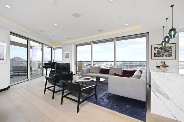 Thumbnail Flat for sale in Tudor House, One Tower Bridge, Duchess Walk, London