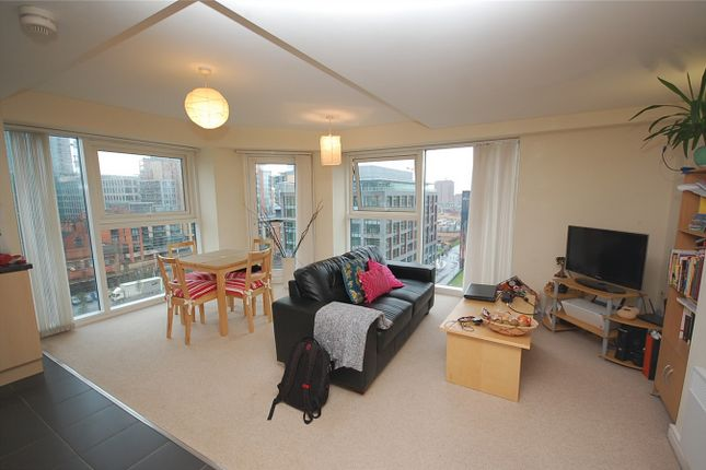 Thumbnail Flat for sale in 21 New Bailey Street, Salford, Greater Manchester