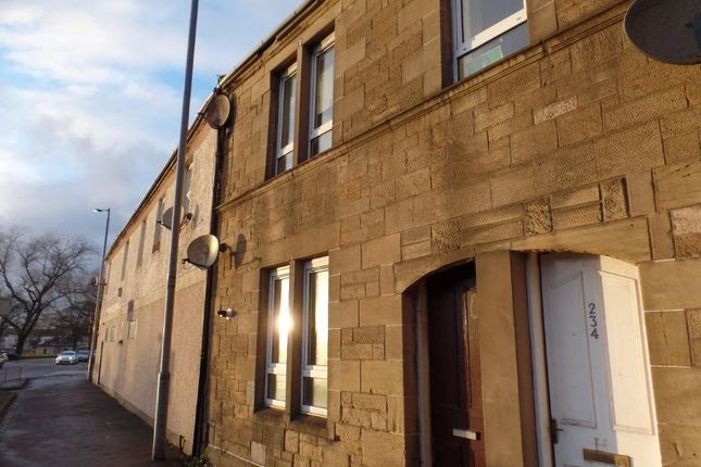 Thumbnail Flat to rent in Glasgow Road, Wishaw