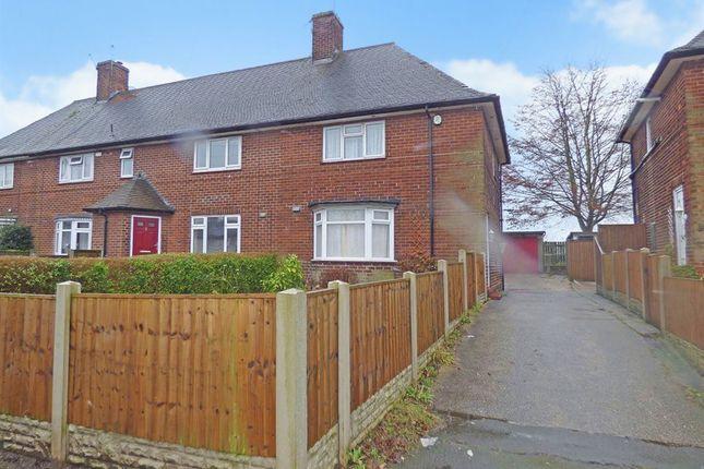 Thumbnail Semi-detached house to rent in Aspley Lane, Nottingham