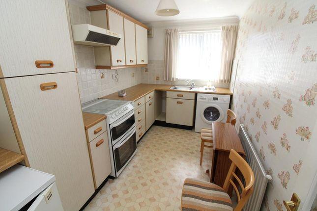 Kitchen of Alleyn Gardens, Plymouth PL3
