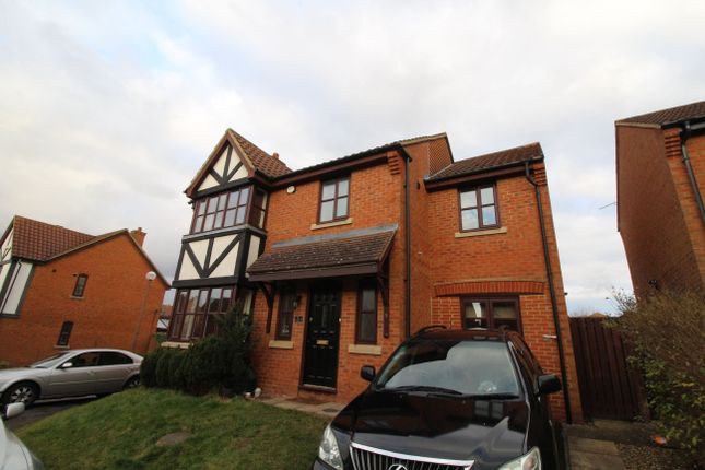 Thumbnail Detached house to rent in Nuneham Grove, Westcroft, Milton Keynes