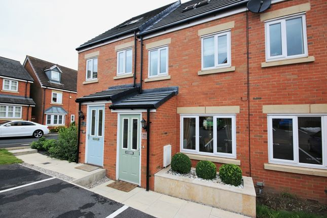 Thumbnail Terraced house to rent in Hartley Green Gardens, Billinge