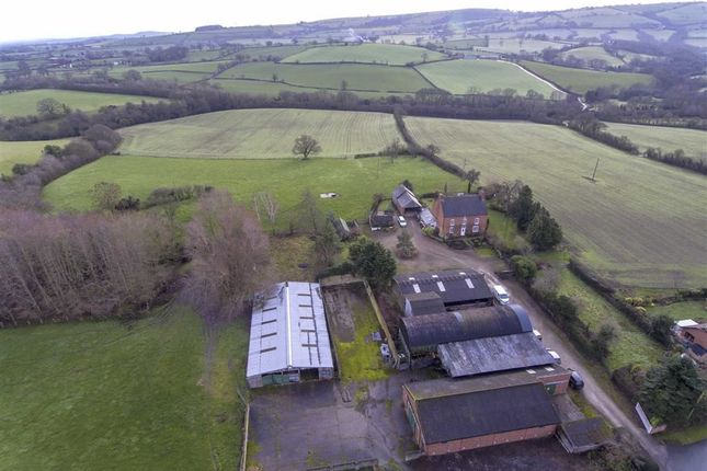 Thumbnail Farm for sale in Middletown, Welshpool