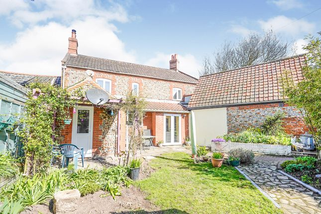 3 bed link-detached house for sale in Happisburgh, Norwich, Norfolk NR12