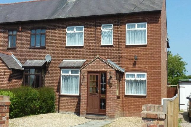 4 bed semi-detached house for sale in Hermitage Road, Saughall, Chester