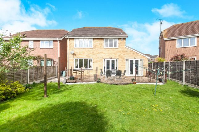 Thumbnail Detached house for sale in Linford Mews, Maldon