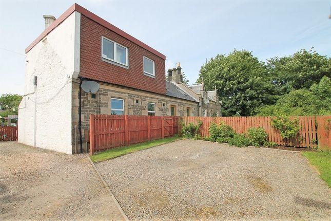 Thumbnail End terrace house for sale in Garngour Road, Lesmahagow, Lanark