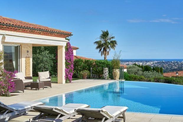 Thumbnail Property for sale in Les Hauts De Vaugreniers, Villeneuve Loubet, French Riviera, 06270