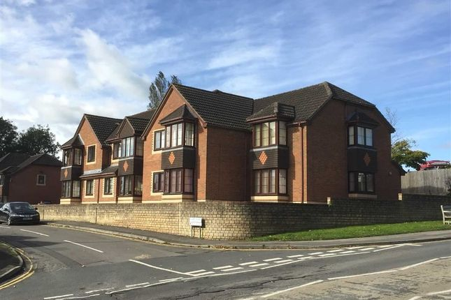 Thumbnail Flat for sale in The Burlongs, Royal Wootton Bassett, Wiltshire