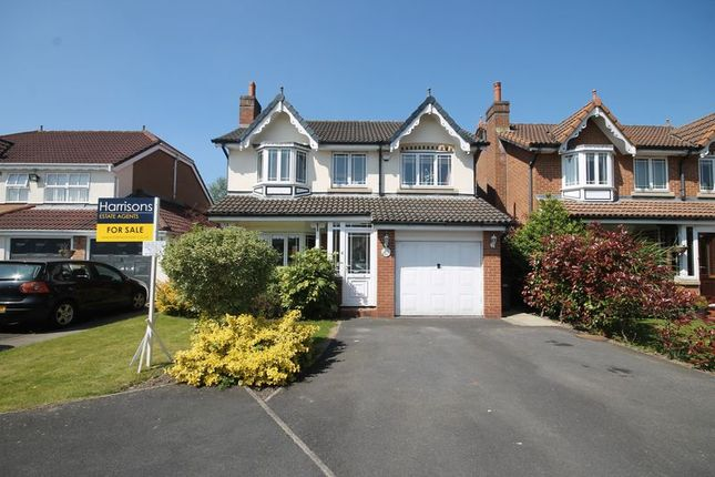 Thumbnail Detached house to rent in Salterton Drive, Middle Hulton, Bolton, Lancashire.