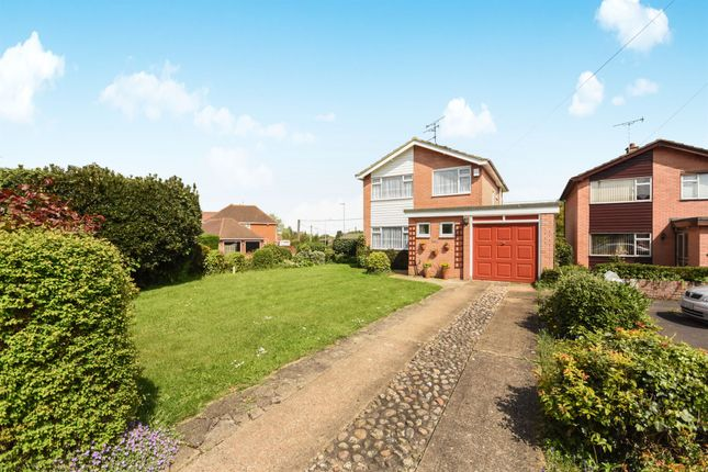 Thumbnail Detached house for sale in Elm Close, Great Baddow, Chelmsford
