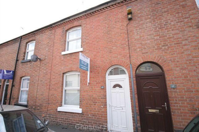 Thumbnail Terraced house to rent in Denbigh Street, Chester
