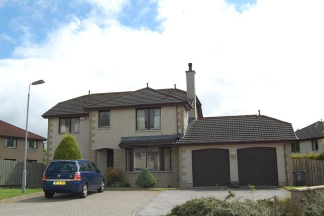 Thumbnail Detached house to rent in Springdale Court, Aberdeen