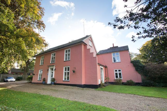 Thumbnail Detached house for sale in Yoxford, Saxmundham