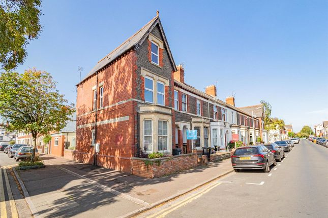 Thumbnail Flat for sale in Llanfair Road, Pontcanna, Cardiff