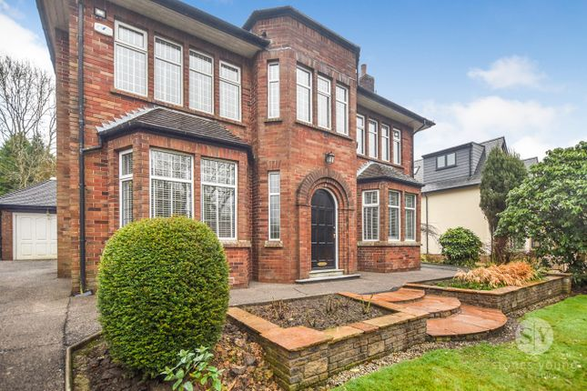 Thumbnail Detached house to rent in Wyfordby Avenue, Blackburn