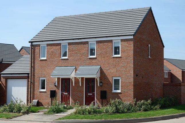 2 bed semi-detached house for sale in Lyne Hill Lane, Penkridge, Stafford